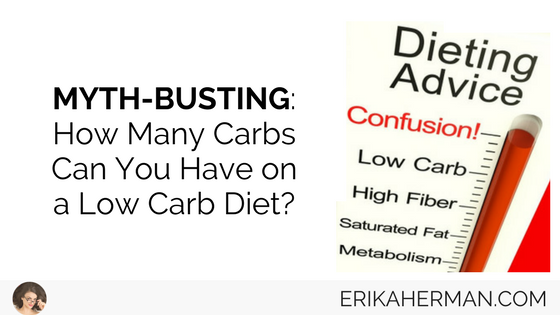 how many carbs for low car diet
